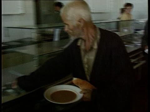 Bosnian war crimes tribunal LIB Omarska camp Muslim prisoners thru canteen collecting food