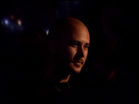 Cris Judd at the Mariah Carey Blue Diamond Party at Les Deux Caf in Hollywood California on January 13 2003