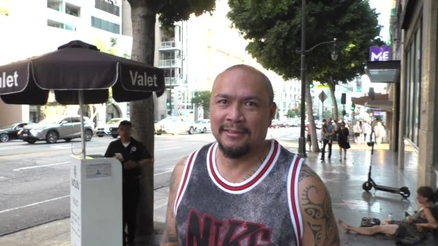 crispin alapag on the pros and cons of acting vs. athletics in los angeles at celebrity sightings in los angeles on september 06, 2019 in los... - pros and cons stock videos & royalty-free footage