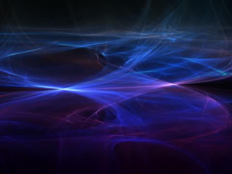 Crisscrossing swirls