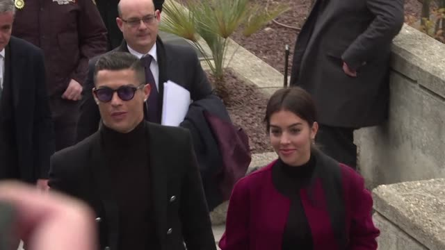 Cristiano Ronaldo avoids jail but is ordered to pay 357 million euros for committing tax fraud when he was at Real Madrid a Madrid court rules