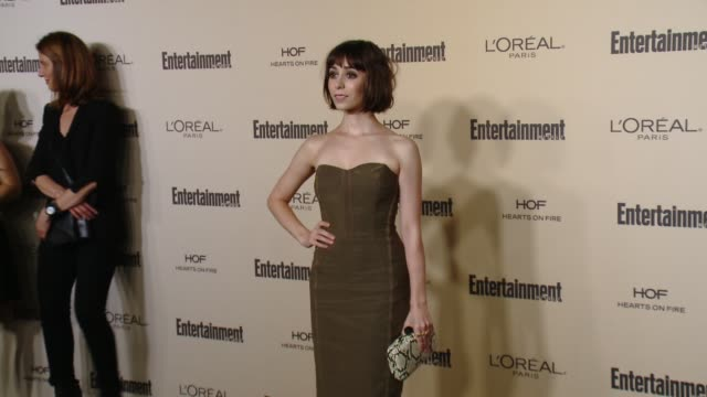 cristin milioti at entertainment weekly's preemmy celebration at fig olive melrose place on september 18 2015 in west hollywood california - entertainment weekly stock videos and b-roll footage