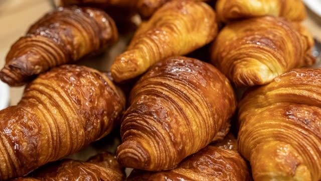 Croissants bei Corporate Breakfast Event