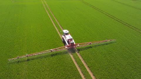 crop sprayer - gröda bildbanksvideor och videomaterial från bakom kulisserna
