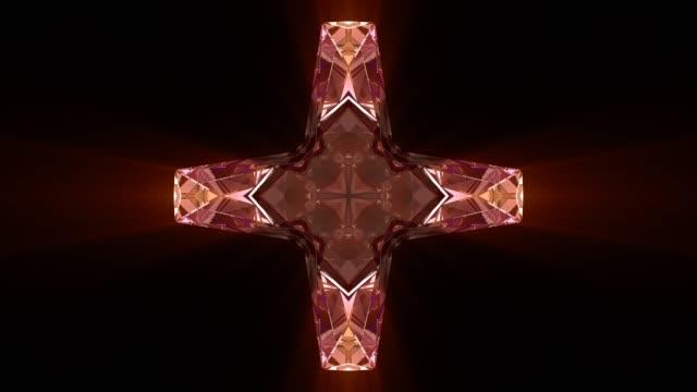 vidéos et rushes de cross 4k loop - croix objet de culte