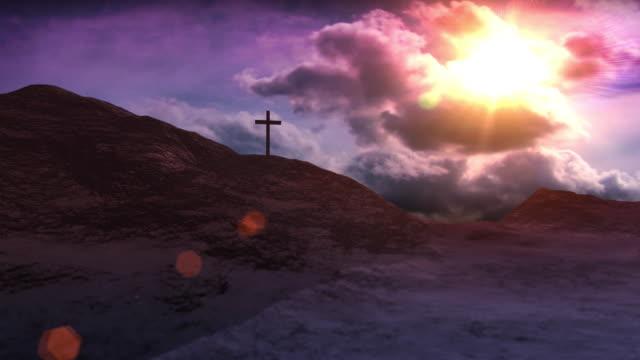Cross on Calvary