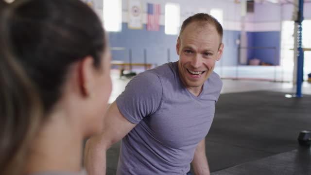 vidéos et rushes de cross training - musculation