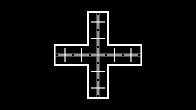 crosses part i - addition key stock videos & royalty-free footage