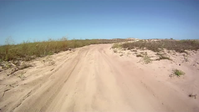 hd: crossing the coast terrain - bush stock videos & royalty-free footage
