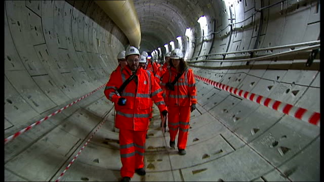 World's Best Tunnel Boring Machine Stock Video Clips and