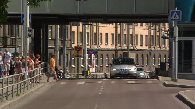 Crosswalk, Tallinn, Estonia
