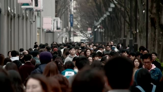 crowd of people walking - rules stock videos & royalty-free footage