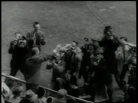 crowds cheer - 1961 stock videos & royalty-free footage