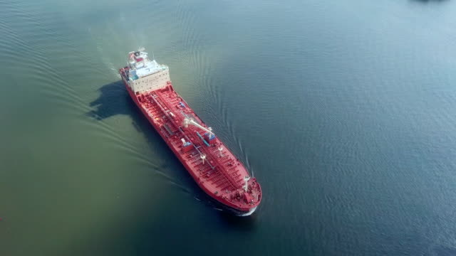 crude oil freight transportation - tanker stock videos & royalty-free footage