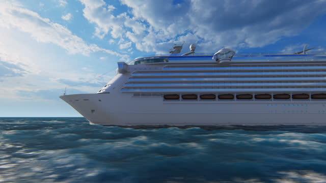 kryssningsfartyg - cruising bildbanksvideor och videomaterial från bakom kulisserna