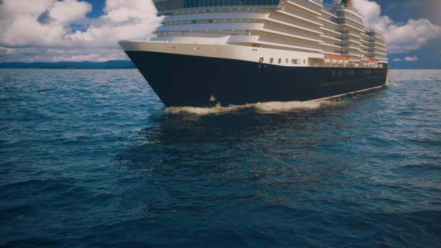 cruise ship - cruising stock videos & royalty-free footage