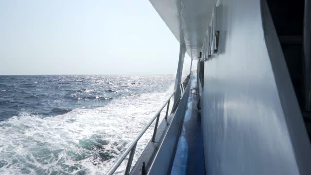 cruising andaman sea - passenger ship stock videos & royalty-free footage