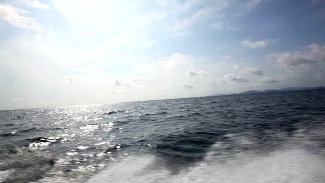 Cruisen op zee