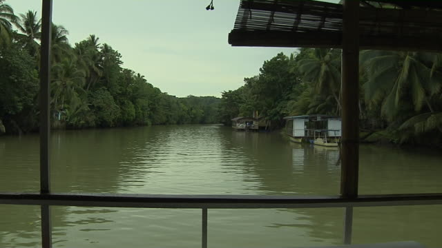 Cruising in Loboc river Manila Phillipines