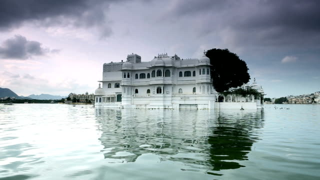Cruising Lake Pichola in Udaipur India