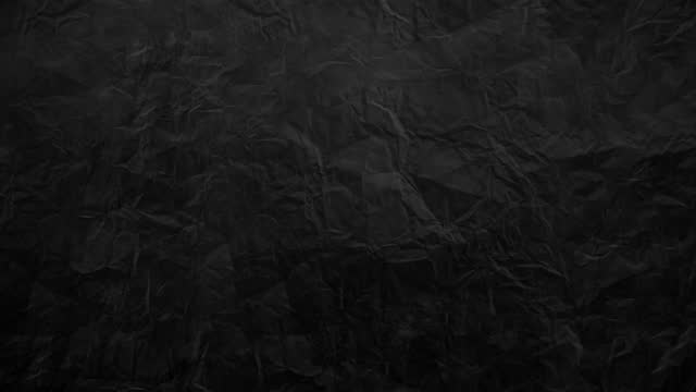 crumpled paper stop motion animation, textured paper background. the concept of sketch pad, design, retro style, wrinkle, frayed, blank - scribble stock videos & royalty-free footage
