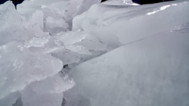crushed ice - crushed ice stock videos & royalty-free footage