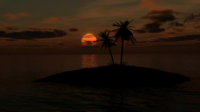 Crusoe-Insel