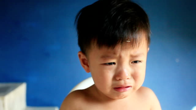 crying asian baby - crying stock videos & royalty-free footage