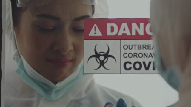 crying with coronavirus - human relationship stock videos & royalty-free footage
