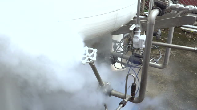 cryogenic - pipe tube stock videos & royalty-free footage