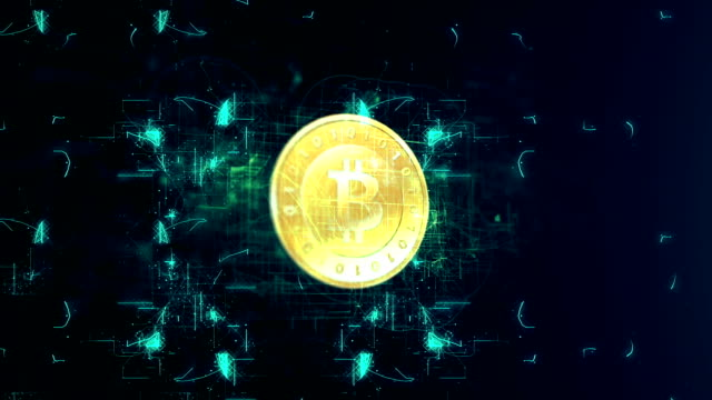 cryptocurrencies - cryptocurrency mining stock videos & royalty-free footage