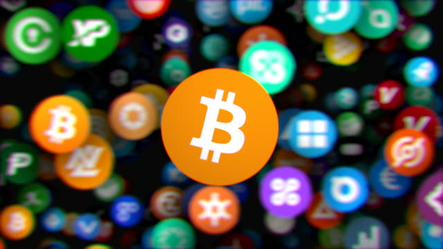 Cryptocurrency | Bitcoin is in the middle of all