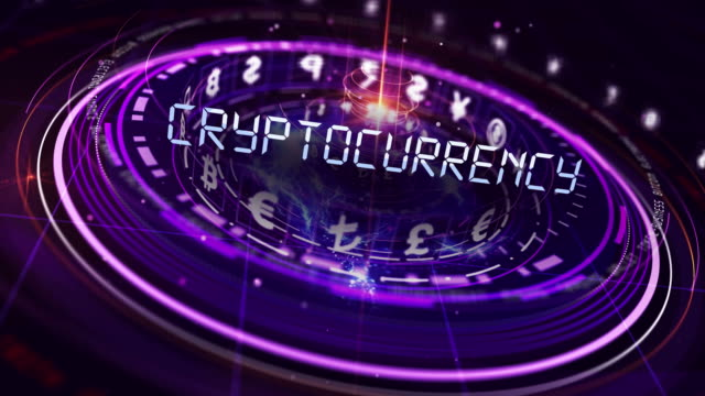 cryptocurrency network concept - data mining stock videos & royalty-free footage