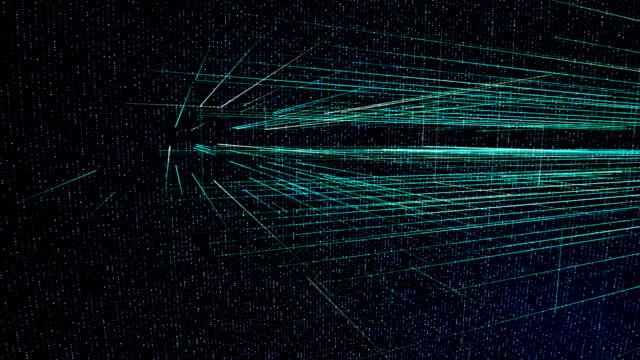 vídeos de stock, filmes e b-roll de conceito da rede da criptomoeda - crime de computação