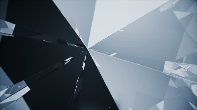 4k 水晶清澈的聖誕背景 - 折射 個影片檔及 b 捲影像