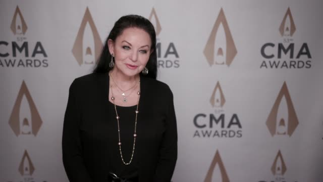 crystal gayle at the 53rd annual cma awards rehearsals - day 1 at bridgestone arena on november 10, 2019 in nashville, tennessee. - crystal gayle stock videos & royalty-free footage