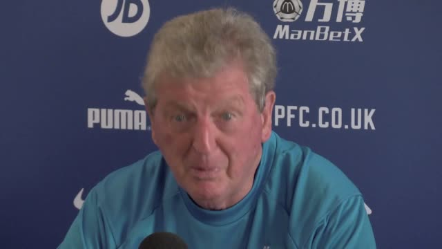 Crystal Palace manager Roy Hodgson previews his side's Premier League trip to Watford on Sunday August 26