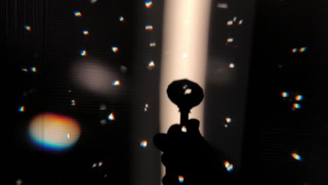 crystal prism - prism stock videos & royalty-free footage