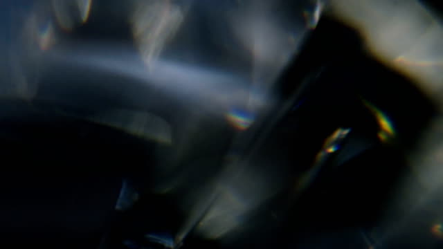 crystal spectrum motion background - visual effect stock videos & royalty-free footage