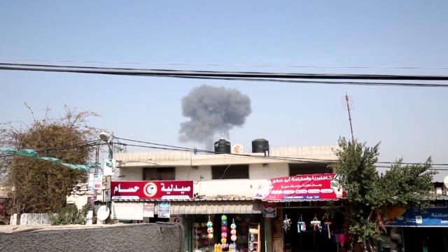 Cuatro palestinos resultaron heridos el lunes por bombardeos aereos de los israelies en la franja de Gaza en represalia a un disparo de cohete que...