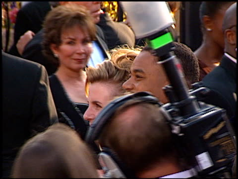 cuba gooding jr at the 1997 academy awards arrivals at the shrine auditorium in los angeles, california on march 24, 1997. - 69th annual academy awards stock videos & royalty-free footage