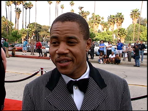cuba gooding jr at the blockbuster awards at hollywood pantages theater in hollywood, california on march 11, 1997. - pantages theater stock videos & royalty-free footage