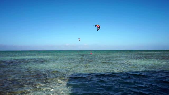 Cuba: Travel beach and ocean kiteboarding