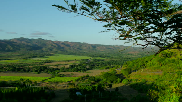 cuban scenics, escrambray mountains, cuba - sancti spiritus province stock videos and b-roll footage