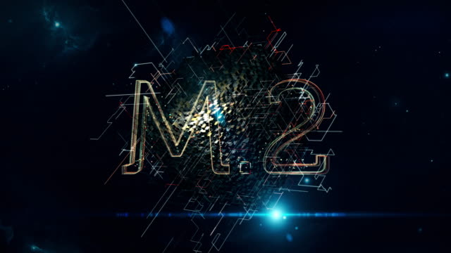 m.2 cube - byte stock videos & royalty-free footage
