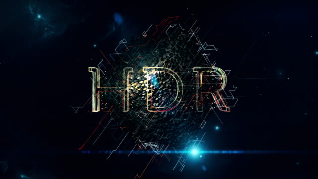 hdr cube - liquid crystal display television stock videos and b-roll footage