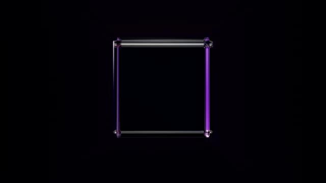 vidéos et rushes de cube - diamant