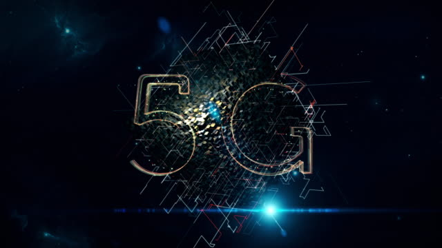 5g cube - 5g stock videos & royalty-free footage