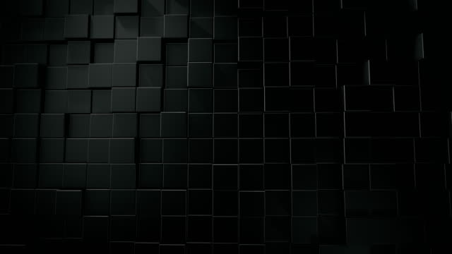 Cubes Animated Motion Background