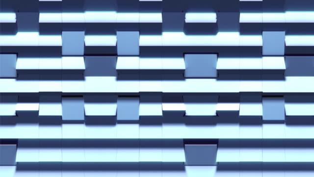 Cubos parede textura VERTICAL